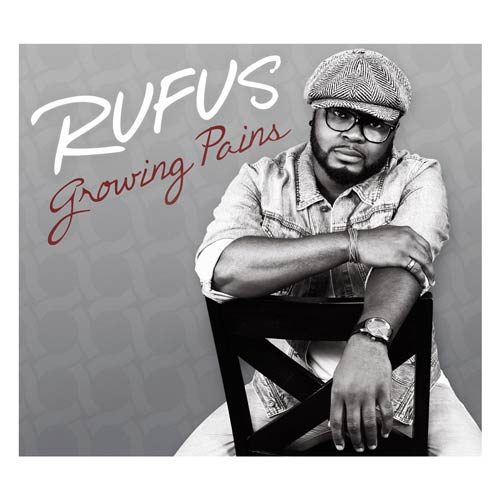 Rufus John Growing Pains CD cover